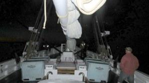 Préparation des lignes pendant le dernier quart de nuit (4h00 -8h00)